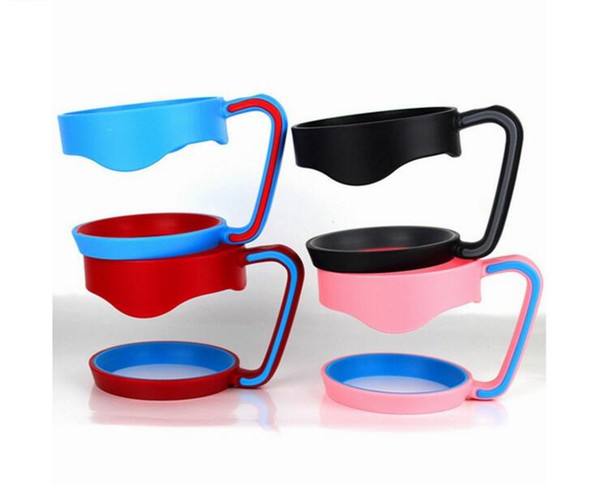 New Christmas Rocky Mountain Handle 30oz Plastic Cup Drinkware Handle Hand Holder Fit Travel Mugs handle