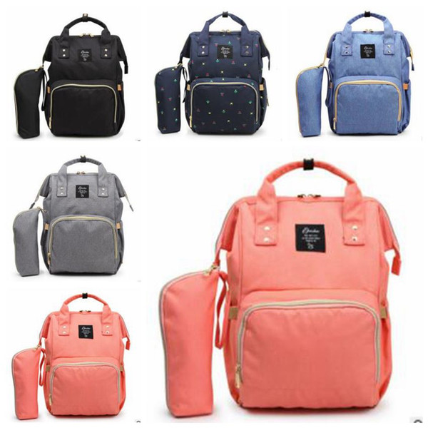 best selling Mommy Backpacks Nappies Diaper Bags Maternity Brand Backpack Fashion Mother Handbags Outdoor Desinger Nursing Travel Bags Organizer B3483