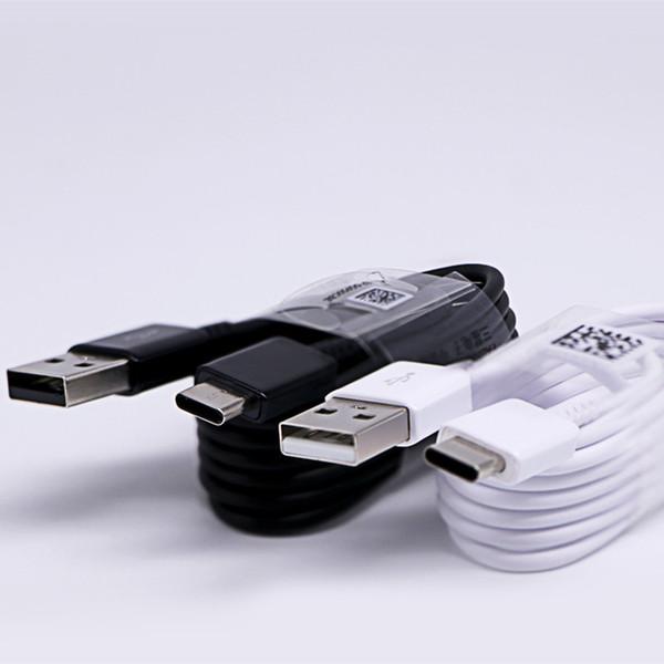 Cavo USB Type-C per Samsung Note 8 S8 S8 Plus Cavo 1.2M per dispositivo di tipo C Ricarica rapida Ricarica dati Cavo di sincronizzazione