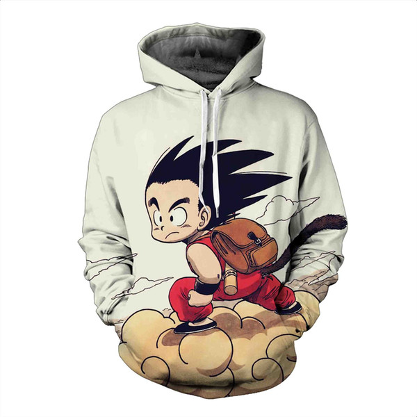 491835583a0a 2017 New Winter Men s Hoody Seven Dragon Ball 3D Monkey Stamp Hoodie Mens  One Generation 3d
