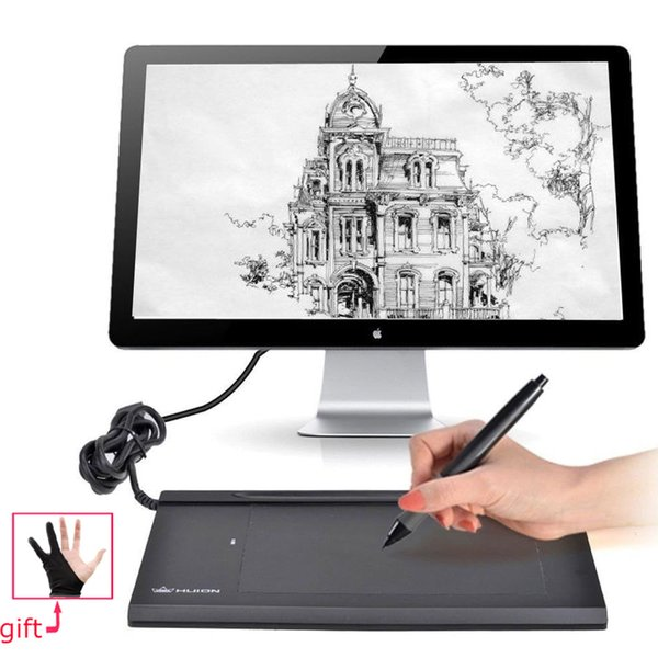 Huion H610 Usb Professional Art Graphics Drawing Pad