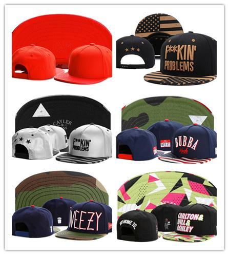 Yeni Tasarım Snapback Tha Mezunlar Şapkalar Ayarlanabilir Şapka Cayler Sons Snapbacks Marka Beyzbol Kapaklar Moda Spor Casquette Gorras Caps