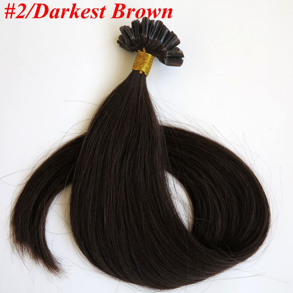 # 2 / Darkest Brown