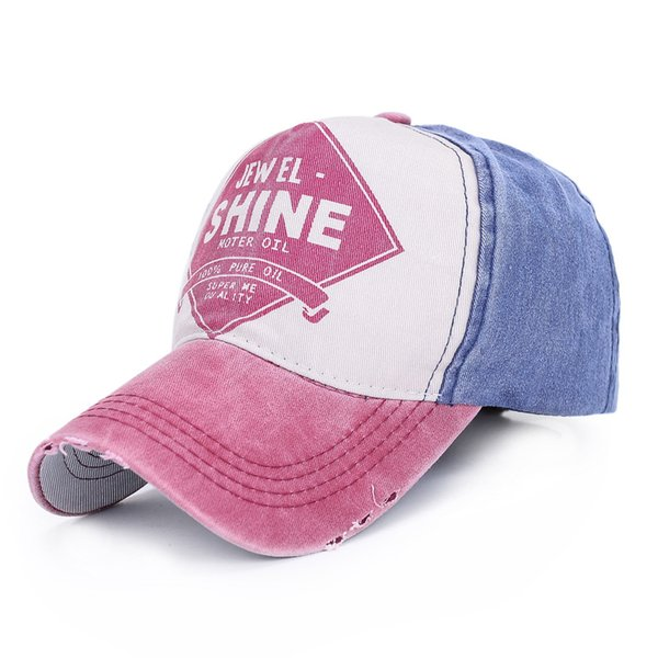Wholesale-Girls Boys Snapback Baseball Caps Hip Hop Homens Casual Cap Korean Kawaii Fashion Adjustable Mens Fitted Baseball Hats LQJ01069
