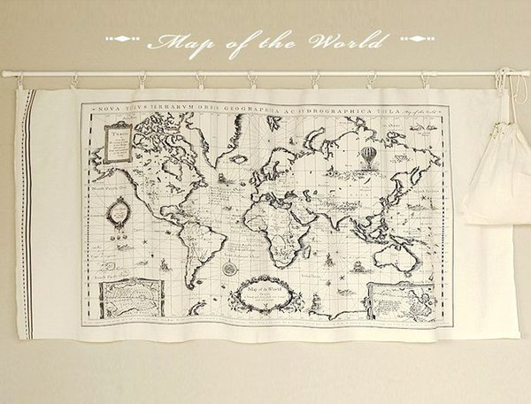 2019 Vintage World Map Fabric Panel, Sewing Quilt Patchwork Material, on map puzzle pieces, map color, map cross stitch, map facebook covers, map lamp shade, map from europe, map travel, map example, map with states, map in india, map tools, map card, map frame, map tapestry, map table runner, map in europe, map decor, map with mountains, map cornwall uk, map parts,