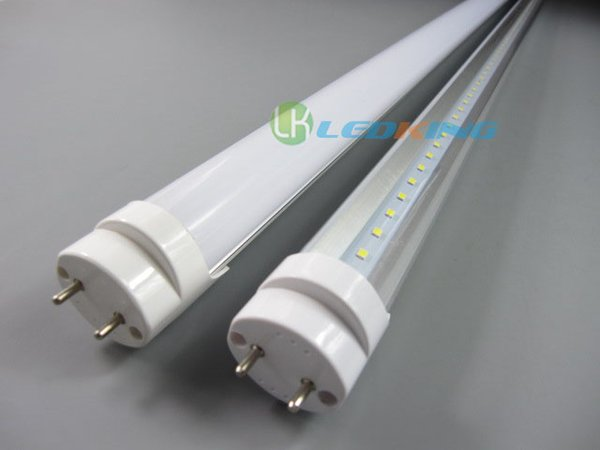 22W LED T8 TUBE light 1200mm 4 Feet G13 holder led lights CE ROHS AC85-265V CE ROHS UL FCC