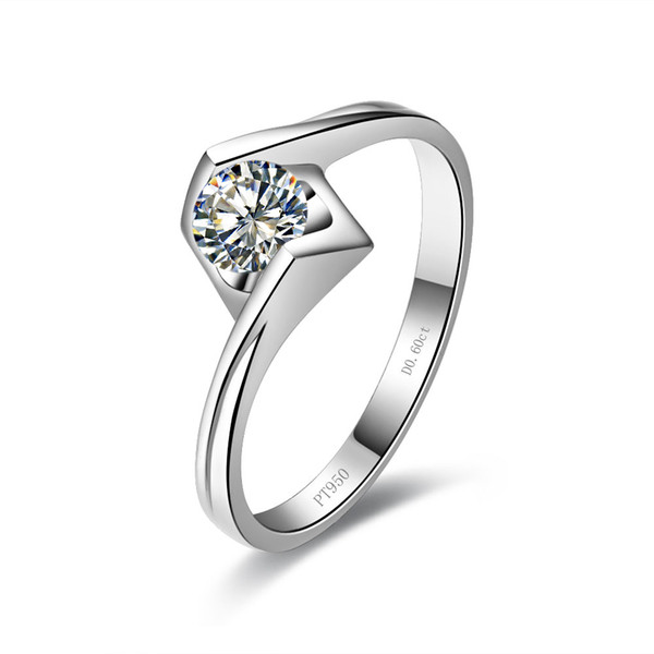 vente bague diamant synthetique