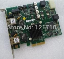 best selling PCIe-GIE62+ 51-18502-0A20 adlink PCIe frame grabber supports GigE Vision