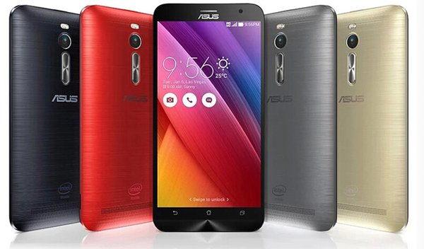 Asus ZenFone 2 ZE551ML Intel Atom Z3580 2.3GHz 4GB RAM 64GB ROM Android 4.4 KitKat 5.5 inch 1920*1080 FHD 4G LTE 13.0MP Camera Smart Phone