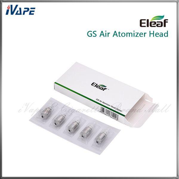 Eleaf iSmoka GS Air Dual Coils Sostituzione GSAir Dual Coils 1.5ohm Funziona con 8 - 20 W per Eleaf GSAir GS Air Tank 100% autentico