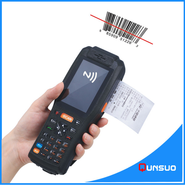 Großhandels-Portable nfc-Leser 2d Barcode-Scanner-Modul drahtlose Bluetooth android PDA