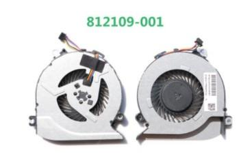 New laptop CPU cooling fan for HP Pavilion 15Z-a 17-G015DX g192dx 15-ab065tx 15-ab066tX 15-ab068TX 15-ab069tx 812109-001