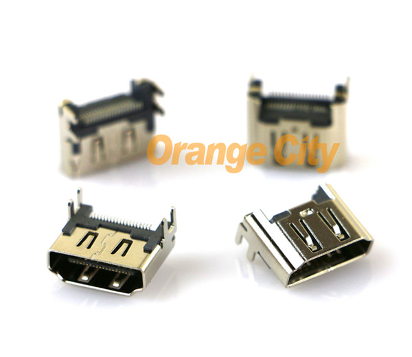 best selling Original new HDMI-Compatible Port Socket Interface Connector for Playstation 4 PS4 Slim