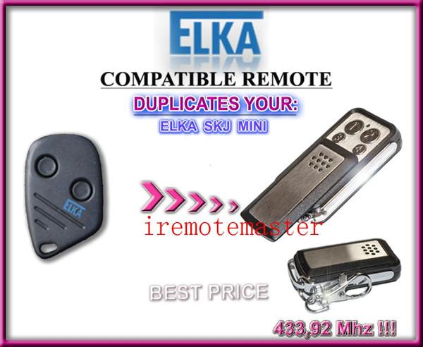 Garage Door Remote Control Compatible With Elka Skj Mini Lock Pick