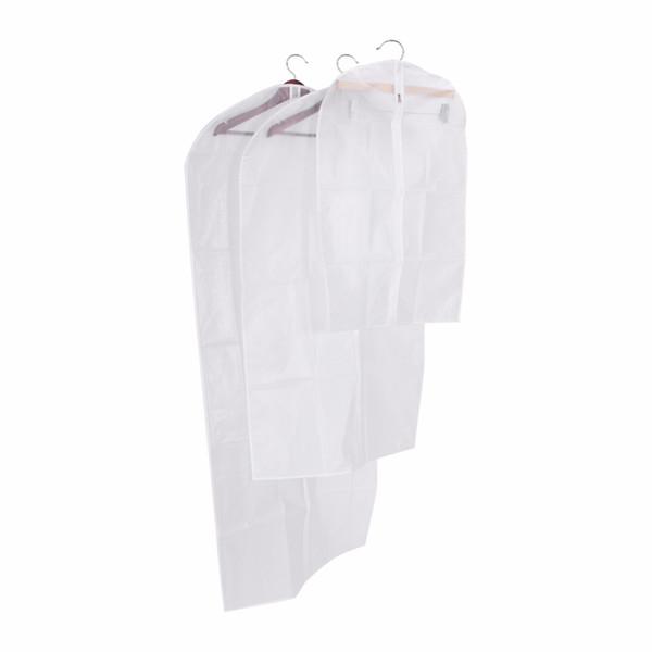 10 x Suit Cover Protector Storage Bag Case for Clothes Garment Suit Coat Dust Suit Cover Protector Clothes Organizador Protector