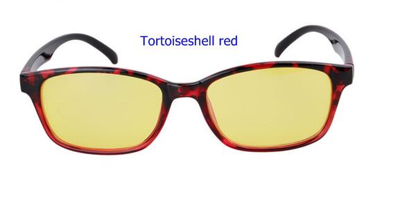 거북이 껍질 빨간색