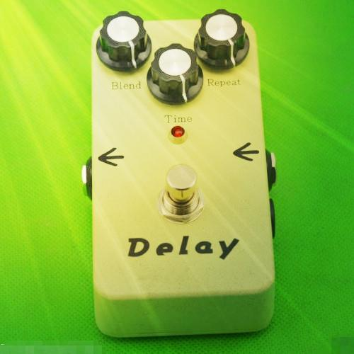 Free Shipping Guitar Effect TTONE 2016 NEW Arriving Pedal Ultimate Delay True Bypass TT-32