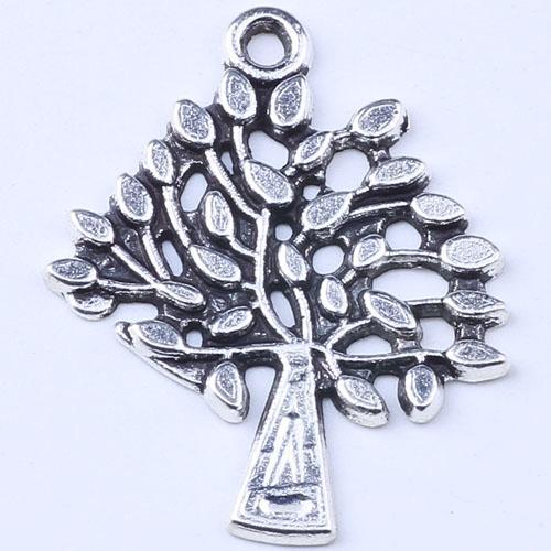 2016 DIY ретро серебро / медь дерево ожерелье старинные браслет металлические ювелирные изделия делая 300 шт. / лот 01506b