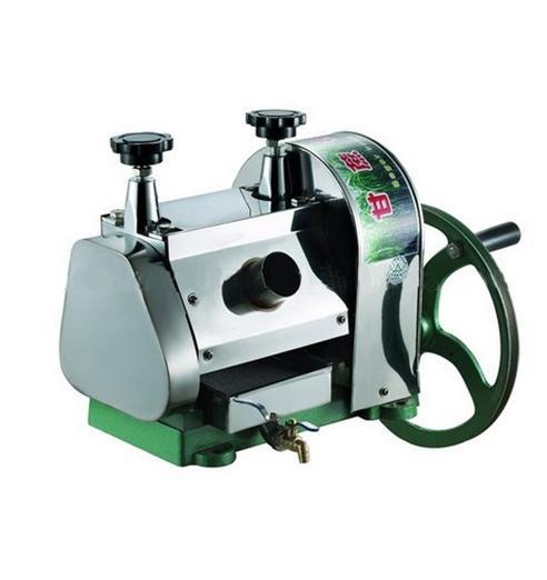 Máquina manual extractora de jugo de caña de azúcar de acero inoxidable para alimentos de alta eficiencia, de alta eficiencia, con alta calidad y bajo precio