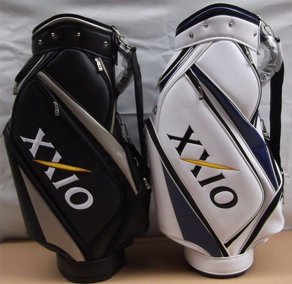 top popular Free Shipping Unisex Golf Staff Bag XX IO Cart Bag Travel Bag 2 Colors Available 2019