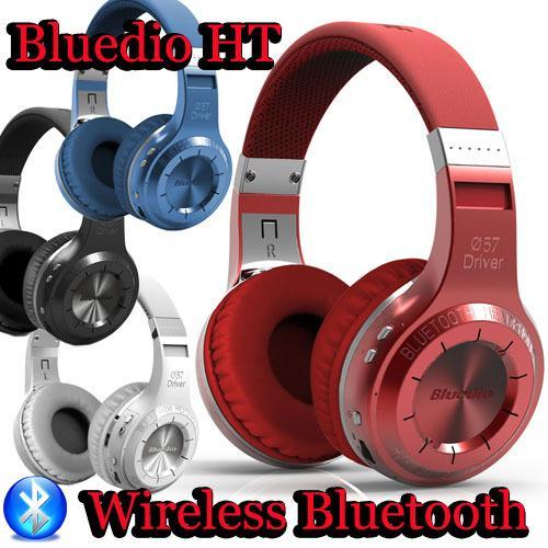 Wholesale-Bluedio HT (Shooting Brake) Drahtlose Bluetooth 4.1 Stereo-Kopfhörer integrierte Mikrofon Freisprecheinrichtung für Anrufe Headset Kopfhörer Kopfhörer