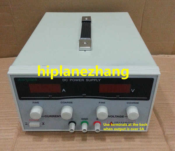 Adjustable Variable DC Switching Power Supply Output 0-30V 0-60A Support AC110-220V KPS3060D