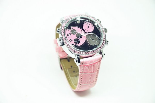 Mini orologio da polso per le donne IR Night Vision Registrazione HD 1080P Exquisite Watch Camera Supporto Registrazione vocale Mini DV Watch Camera