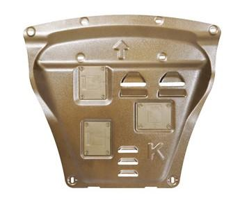 engine protection plate chassis armor protection plate under the new guard automobile shield baffle engine cover under For all universal car