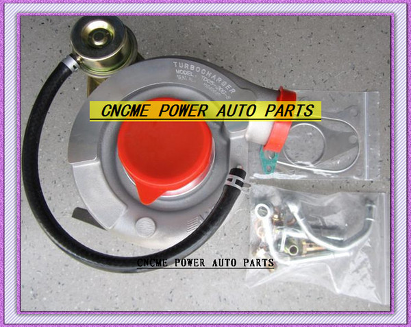 Wholesale TURBO TD05 20G TD05-20G Turbocharger For Subaru IMPREZA WRX STI EJ20 EJ25 2.0L MAX 450HP Water cooled ( gaskets and pipe fitting)