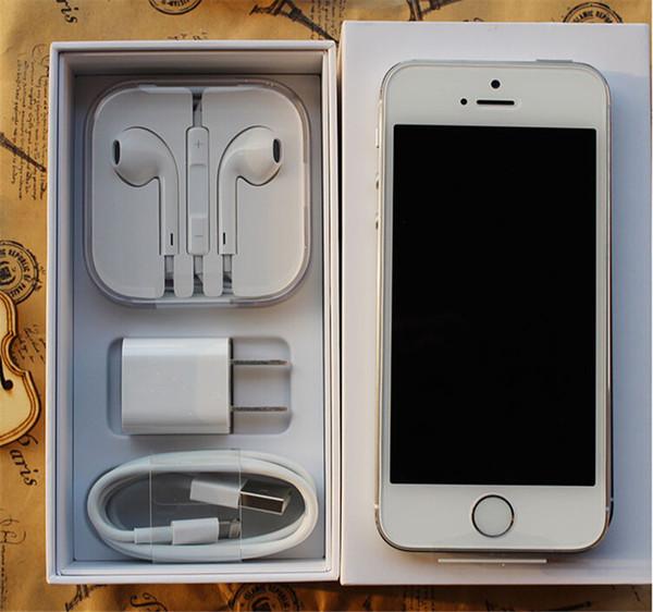 original apple iphone 5s 4g lte refurbished phone ios8. Black Bedroom Furniture Sets. Home Design Ideas