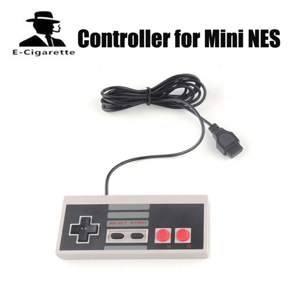 best selling Controller For Mini NES (Chinese version) Console Game controller gamepad joystick Nes classic mini NES for 500 and 620 paragraph Game
