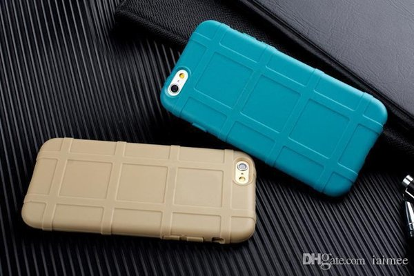 American MAG brand silicone soft phone cases for apple iphone 6 6g 4.7 Fashion bags for 6 plus 5.5 inch