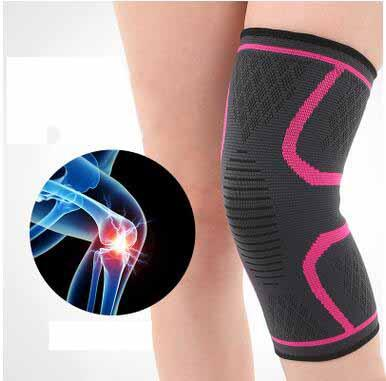 Sports Safety Knee Pads Autumn And Winter Outdoor Sport Protective Gear Knee Pads Women Jogging Fitness Anti-sports Injury Knee Pads