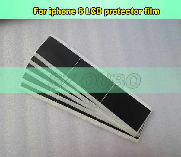 Cell Phone Repair Parts For Iphone 6 Rear LCD Backlight Film, Back Sticker For Broken iphone 6 LCD replacement 100pcs/lot