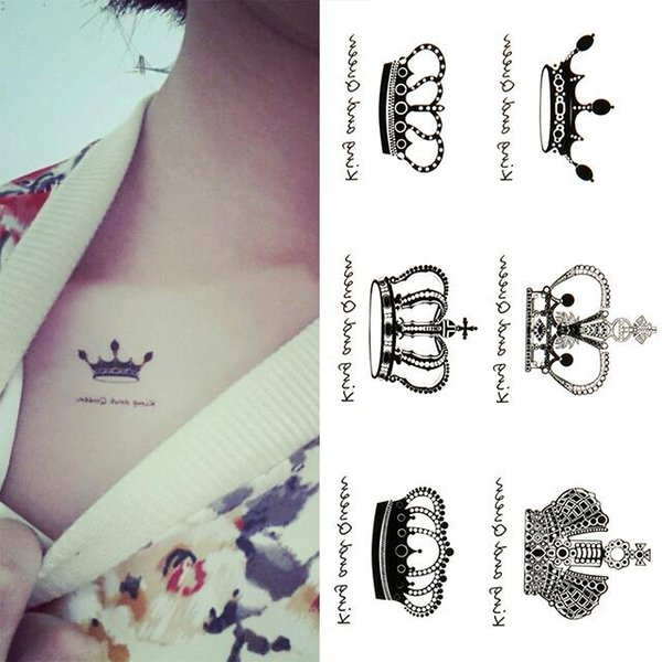 Temporary Tattoo Crown Coupons Promo Codes Deals 2019 Get Cheap