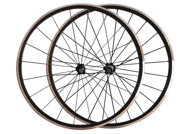 Free shipping 1410g Kinlin XR200 alloy wheelset 22mm clincher wheels