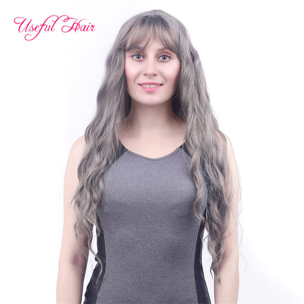 NANA GREY ombre burgundy color european hair wigs synthetic hair wigs for girls curly wigs marley synthetic cheap wig Natural sexy women