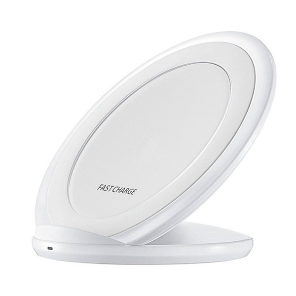 Fast Wireless Charger Desktop Charger For Galaxy S8 Dock Station Cradle For Samsung S8 Plus Wireless Charger with Retail Package
