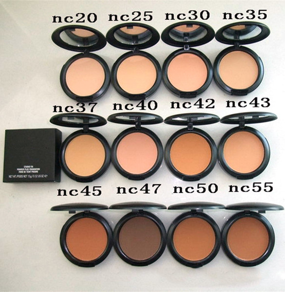 HOT NEW Makeup Studio Fix Face Powder Plus Foundation 15g Volume High Quality For Christmas Holiday