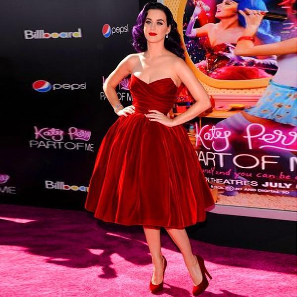Celebrity Cocktail Dresses 2018