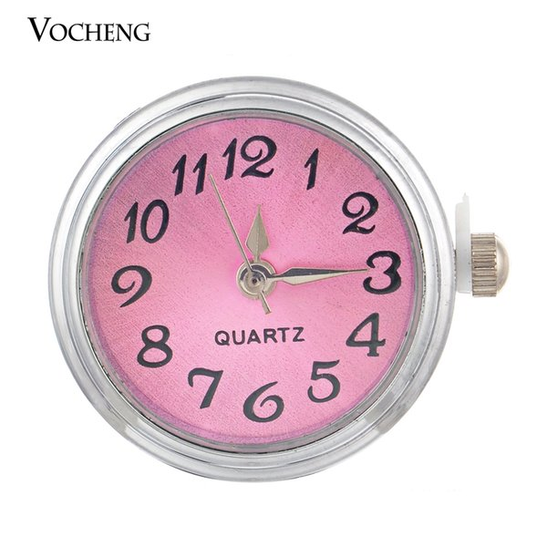 NOOSA Crystal Snap Watch Charms Jewelry Interchangeable Jewelry Accessory Vocheng (Vn-310)