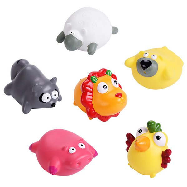 Mit Kostenlos Aufbewahrungstasche,Bad Spielzeug, Badespielzeug Geschenkset 6PCS