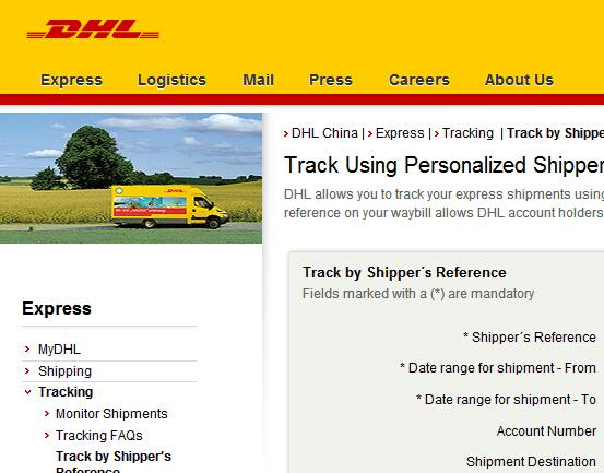 best selling DHL Remote area shipping fee