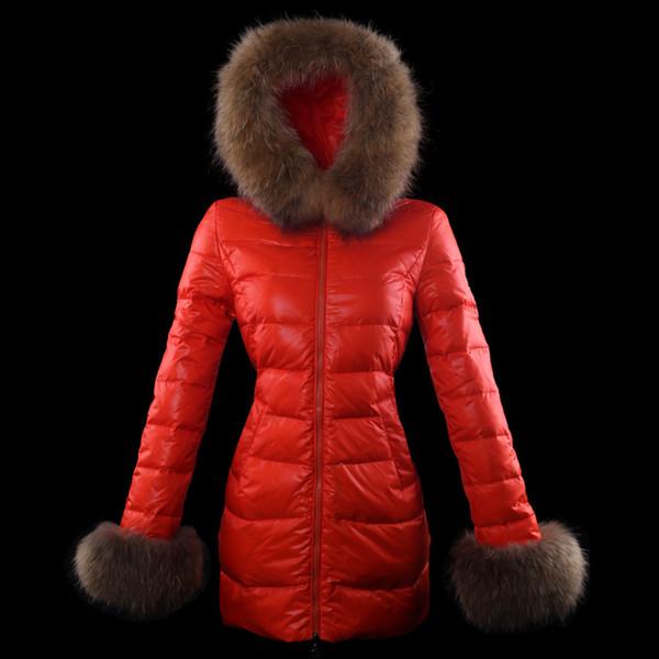 Acquista 2017 Piumini Donna Nero Rosso Bianco Donna Anatra Bianca Piumini Cappotti Giacca Invernale Vendita Cappotto In Pelliccia Impermeabile Cerata