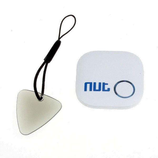 Sistemas de Alarme de segurança Porca 2 Inteligente Tag Rastreador Bluetooth anti-lost key finder Criança Localizador GPS anti lembrete perdido