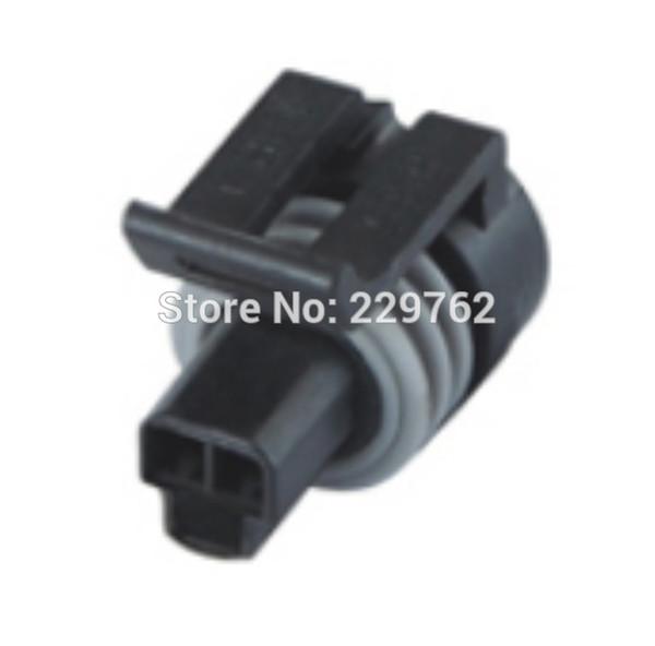 100Sets 3 PIN 3 Way universal Packard Metri-Pack P2S Sensor Plug/Throttle Position Sensor TPS Waterproof Electrical Connector