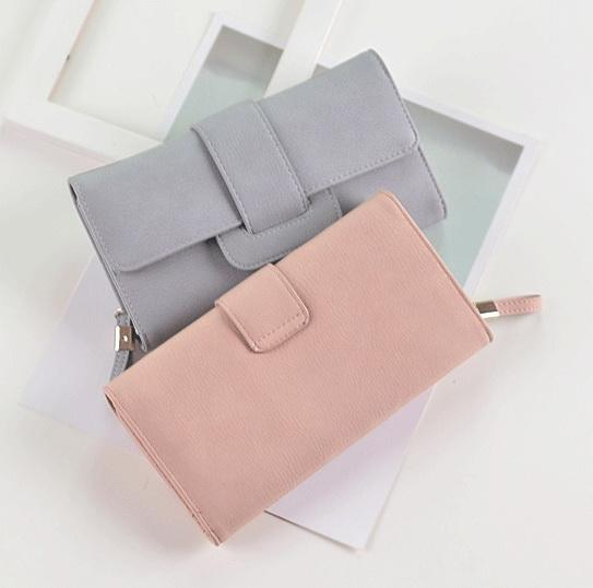 New multi-function women long style designer wallets lady casual fashion purses female popular clutchs christmas gifts no329