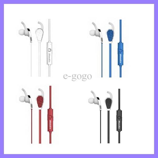 Bluedio N2 Sports Bluetooth 4.1 Auriculares estéreo inalámbricos Auriculares Sweatproof con micrófono manos libres