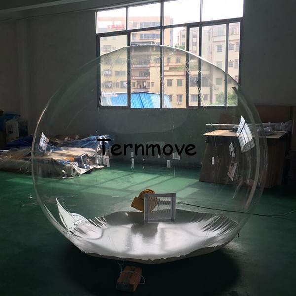 clear inflatable bubble house tents,Outdoor 0.6mm pvc 2.5m Inflatable Exhibition Booth,promotion Inflatable Trade Show Tent