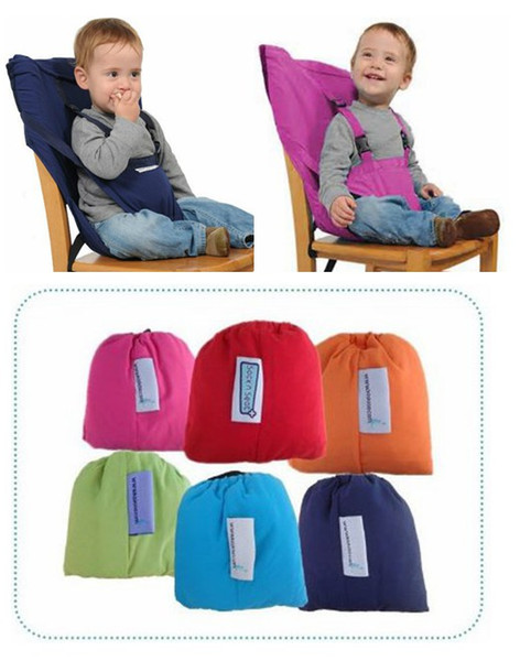 Portable Seat beltTravel Feeding dining chair belt Infant Toddler baby High Chairs 15pcs/lot